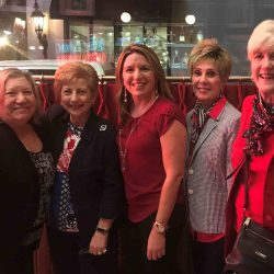 Five female team leaders - National Federation of Republican Women