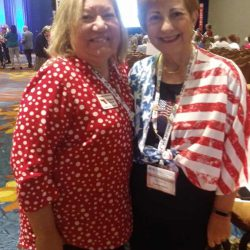 Photo of two ladies - National Federation of Republican Women
