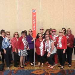 Many female team leaders - National Federation of Republican Women