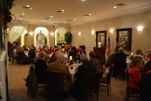 Dinner Party held at Alaqua Country Club